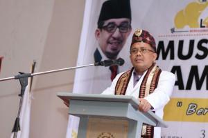 Keterangan Foto: Presiden PKS Mohamad Sohibul Iman