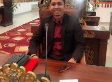 Ket Foto: Anggota DPRD  Kota Bandar Lampung FPKS Hendri Kurniawan