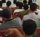 Ket Foto : Anggota FPKS DPR RI Junaidi Auly di Kegiatan Reses nya. .